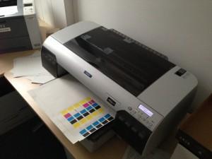 Maintenance imprimante Epson Stylus 4000