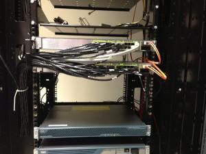 Stack de 2 switch Cisco 3750-E